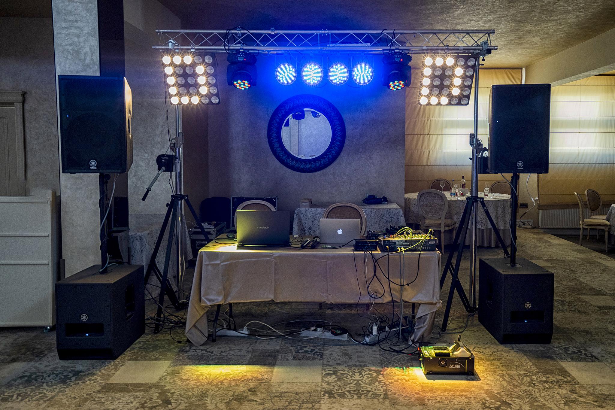 Pachet Gold DJ Nunta Constanta